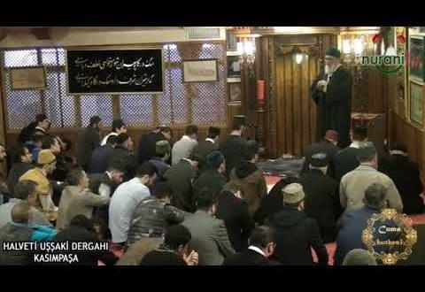 08.03.2019 Cuma Hutbesi (Allahümme;Bârik lenâ fi recebe ve şâ'ban ve belliğna ramazan)