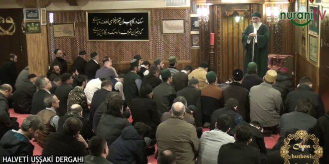 22.02.2019 Cuma Hutbesi  (İnsanlar şeriat kapısında beklemektedir)
