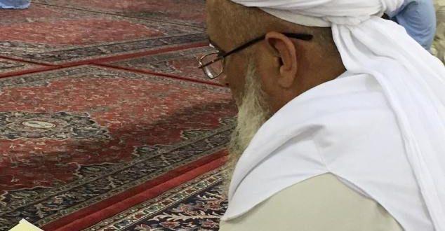 Eyyüp Fatih Nurullah Efendi Hz. 2016 Hac Resimleri