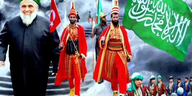 Fatih Nurullah Efendi Hz. Ve Uşşaki Gülzari Mehteran