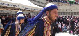 Ankara Hacı Bayramı Veli Külliyesi Himmet Programı 2017