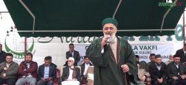 Fatih Nurullah Efendi Konuşması / Güz Toyu Programı 14.10.2018