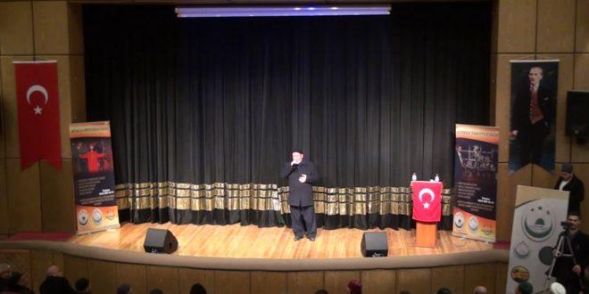 Mevlid-i Nebi Programı – Kırıkkale Kültür Merkezi 25.11.2018