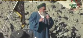Fatih Nurullah Efendi Hzleri Umre Ziyareti Şubat 2015