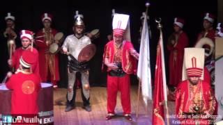 Mevlid Kandili ve Şeb-i Arus Programı Kırıkkale Kültür Merkezi