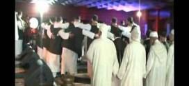 Fas Uluslararası Sufi Festivali görüntüleri kısa klib