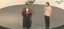 Fatih Nurullah Efendi Hz Sufi Festivali Konuşması Berlin/Almanya 2015