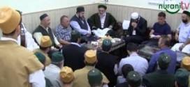 Fatih Nurullah Efendi Hz – Solingen Dergahınde Meşk / Almanya 2015