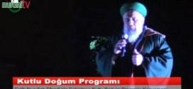 Eyüp Fatih Nurullah Efendi Hz-Kutlu Doğum Programı/2015