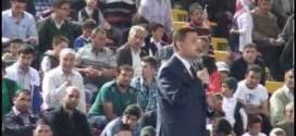 Saadet Partisi G.B.Y. İlyas Tongüç Mamak Spor Salonu Konuşması 2015