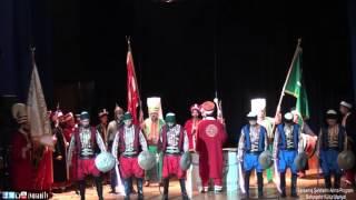 Sarıkamış Şehitlerini Anma Programı Bahçeşehir Kültür Merkezi