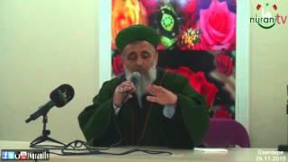 Fatih Nurullah Efendi Hz – İrfan Hoca'nın düğün sohbeti – Esentepe 2015