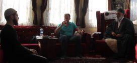 Yunan Prof. İle Tasavvuf Sohbeti