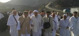Fatih Nurullah Efendi Hz. 2016 Ocak Umresi