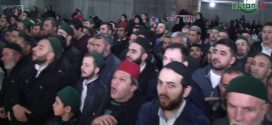 18.03.2018 Çanakkale Şehitlerini Anma Programı – Ankara Hacı Bayram-ı Veli Külliyesi