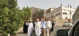 2016 Ramazan Umresi Nur Dağı ziyareti