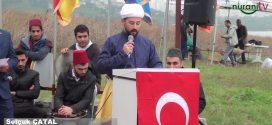 Sultan Alparslan Okçuluk Kulübü Başkanı Konuşması / Güz Toyu Programı 14.10.2018