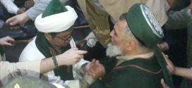 Endonezya Divan-ı Ulema reisi Fatih Nurullah Efendi'den tarikat biatı aldı