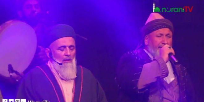 Fas'ın Ouazzane kentinde düzenlenen Uluslararası Sufi Festivali, Halveti Uşşaki Zikri