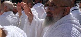 2016 Ramazan umrecilerimizin umre yapmak için kabe'de