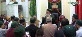 Fatih Nurullah Efendi Hz – Solingen Dergahı Sohbet / Almanya 2015