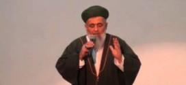 Fatih Nurullah Efendi Hz.'leri Buhara Kültür Merkezi Konuşması 23.12.2015